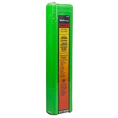 Forney 30301 E6013 Welding Rod, 3/32-Inch, 1-Pound