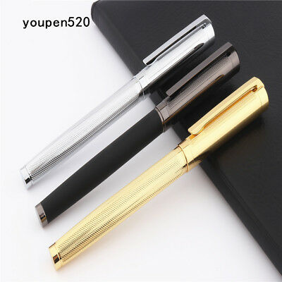 Luxury quality Jinhao 717 Student school office Medium nib Rollerball Pen New