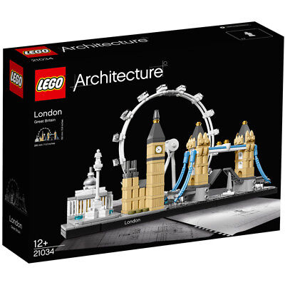 Lego Architecture London, Great Britain 21034