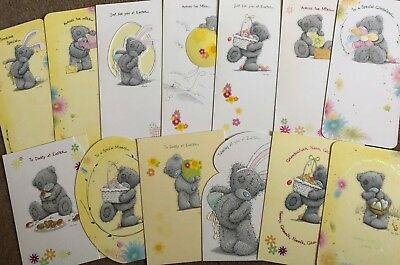 Job Lot Me To You Easter Cards - 29 Cards - Lots Of Designs & Sizes