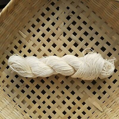 82/80-Unbleached white-Ginza Akie/Sashiko Japanese Traditional Embroidery thread