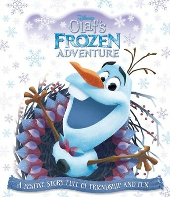 Disney Frozen Olafs Frozen Adventure, 9781788108706