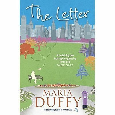 Duffy, Maria, The Letter, Paperback, Very Good Book