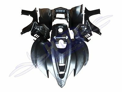 HMParts Verkleidung SET 250ccm BLAU -  ATV Quad Shineray