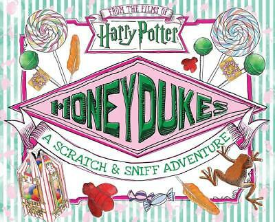Honeydukes: A Scratch & Sniff Adventure Daphne Pendergrass