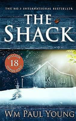 The Shack, Paul Young, Wm, Very Good Book