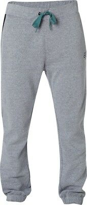 Fox Racing Lateral Mens Sweat Pants Heather Graphite