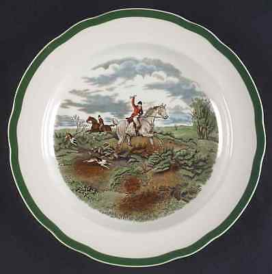 Spode HERRING HUNT-THE HUNT Dinner Plate 6123469