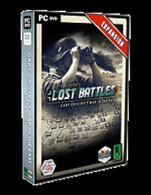 Matrix Computer Warg Gary Grigsby's War in the East - Lost Battles Expan Box SW