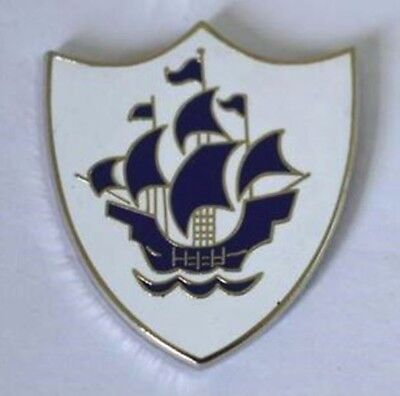 Blue Peter style enamel pin badge. Childrens TV, Butlins Fancy Dress, 70's, 80's