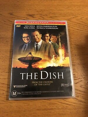 THE DISH|Sam Neill|Region 4|DVD