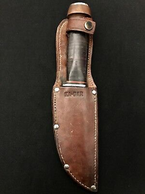 WW II Fighting Knife -KABAR Mark 1 Combat -US Navy/Military Collection/MK1 Army