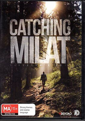 CATCHING MILAT - Director's Cut DVD R4 (2015) 2-Disc Set LIKE NEW - FREE POST