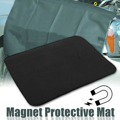 Magnetic Fender Cover Mechanics Car Work Mat Cover Protector Heavy Duty NEW