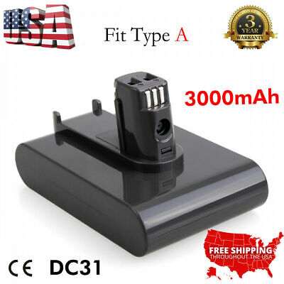 For Dyson DC31 22.2V Lithium Battery DC34 DC35 DC44 Type A Vacuum Cleaner HT