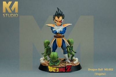 PERFECT DRAGONBALL Z Vegeta & Android Seed Resin Statue Figure Model In  Stock