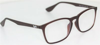 218a334f5a RAY-BAN RB7045 5451A Brille Braun glasses FASSUNG - EUR 76