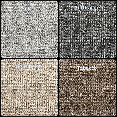 Cheap Conan Loop Pile Carpet Felt Backing Flecked Hard Wearing Lounge Bedroom