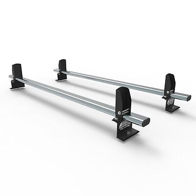 van roof rack 2 bar set with load stops LS212 Renault Kangoo 1998 to Present