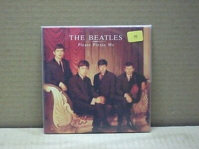 The Beatles - Please Please Me - Cd Singol - 2 Brani - Nuovo!
