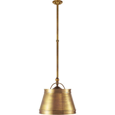 Visual Comfort CHC5101AB-AB Sloane Hanging Ceiling Light Antique Brass