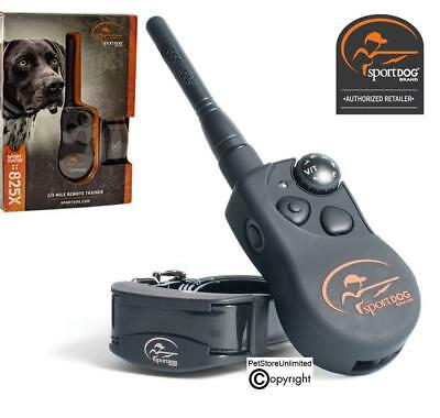 SportDOG Sport Hunter SD 825X Dog Trainer E-Collar 800 Yd. X-Series Rechargeable