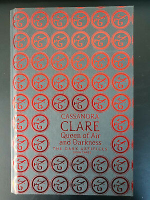 Clare, C.: Queen of Air and Darkness - Exclusive Edition - Like new!