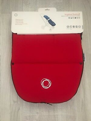 Bugaboo Footmuff Red Brand New With Packaging