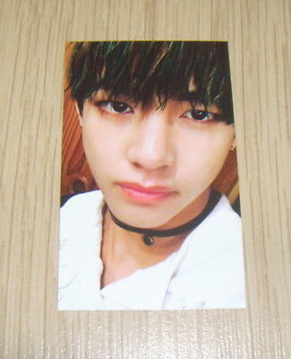 BTS Bangtan 4th mini Album In The Mood For love pt.2 V Photo Card Official