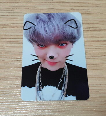 EXO K M 5th Album Don't Mess Up My Tempo Allegro Chanyeol Photo Card Official