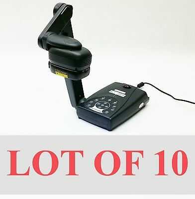 Lot 10 Avermedia Avervision 300Af+ Portable Document Camera Overhead Projector