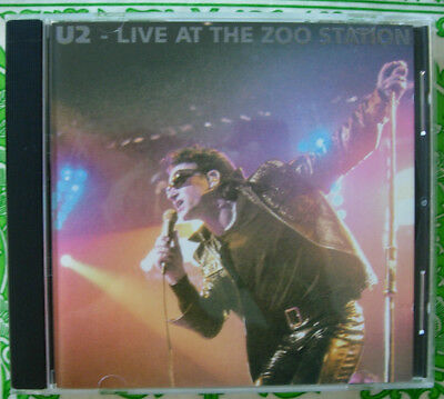 U2 Live At The Zoo Station 1992 Tour CD