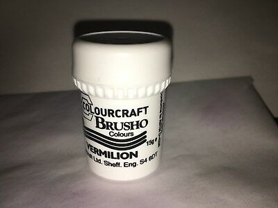 Brusho Crystal Colour By Colourcraft 15g * CHOOSE 1 Crystal Colours pot*