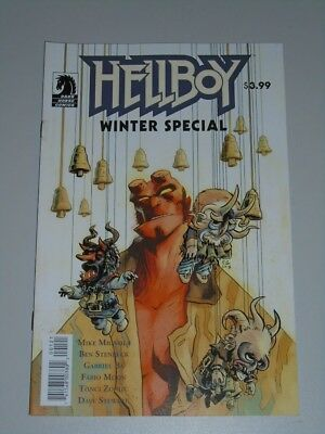 Hellboy Winter Special Dark Horse Comics Variant December 2018
