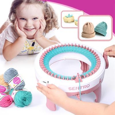 Smart Weaver Knitting Kit Machine For Kids Quick Knit Loom Easy To Use