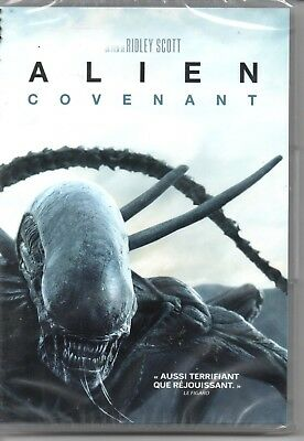 ALIEN covenant    dvd    neuf ref 2501193