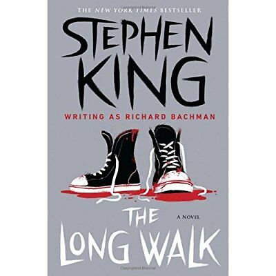 The Long Walk - Paperback NEW Stephen King(Au 2016-02-16