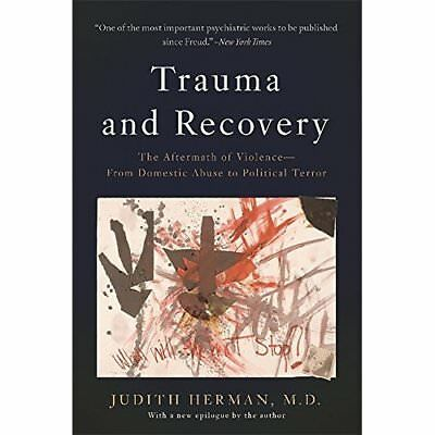 Trauma and Recovery: The Aftermath of Violence--From Do - Paperback NEW Herman,
