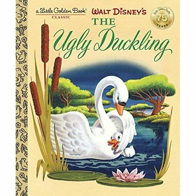Walt Disney's the Ugly Duckling (Little Golden Books) - Hardcover NEW Annie Nort