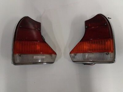 JAGUAR XJ6/12 ser.3, REAR LAMP (PAIR) DAC1142 ; DAC1143