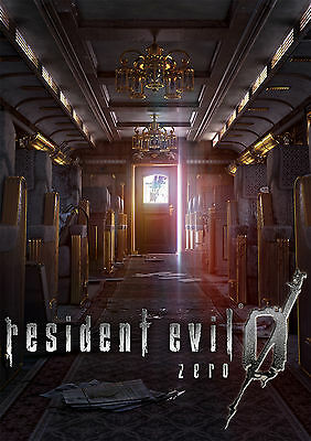 RESIDENT EVIL 0 HD REMASTER - Steam chiave key - Gioco PC Game - ITALIANO - ROW