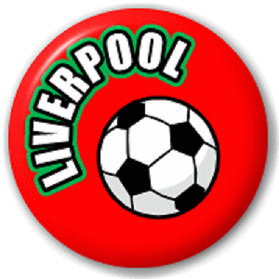 Liverpool Football – 25 Mm Pin Button Badge