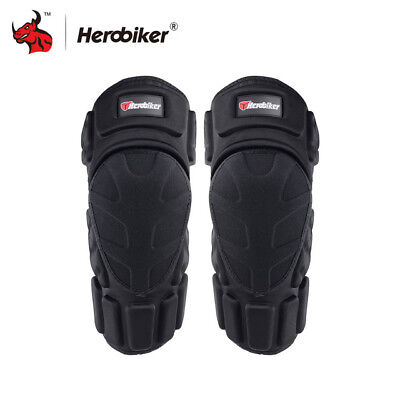 new knee pads for motocross motorbike motorcycle black