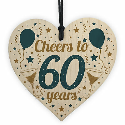 Cheers To 60 Years 60th Birthday Gift For Women Card Alcohol