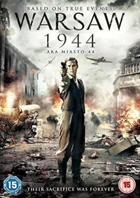 Warsaw 1944 (UK IMPORT) DVD [REGION 2] NEW