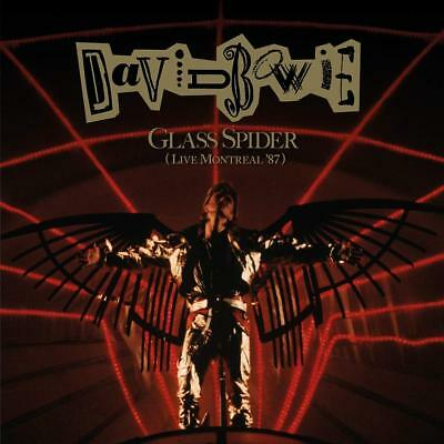 DAVID BOWIE GLASS SPIDER (Live In Montreal '87) (New Release 15th February 2019)