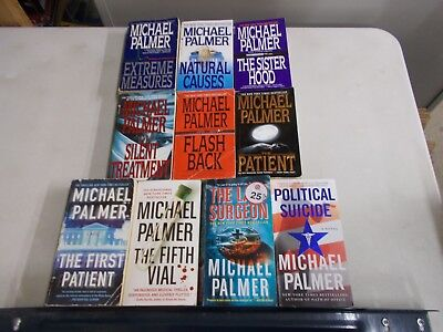 10 Michael Palmer Patient Silent Sisterhood Extreme Causes Fifth First Surgeon