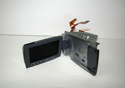 Canon Vixia HV20 LCD LCD Screen Flex Ribbon with Lateral Function Panel PART