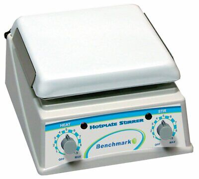 Benchmark H4000-HS Analog Hotplate and Magnetic Stirrer (115VAC)