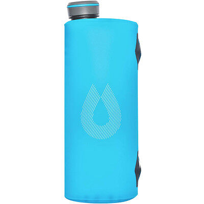 HydraPak Seeker 2L Ultra-Light Collapsible Water Container - Malibu Blue